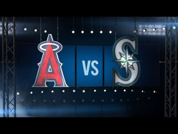 Angels at Mariners