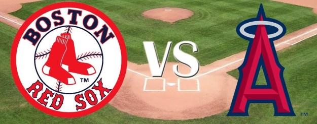 Red Sox at Angels