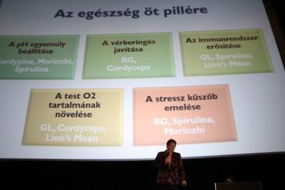 DXN szakmai nap - az egészség öt pillére
