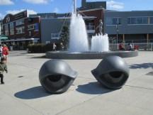 eyeball benches
