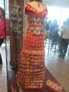 tea bag dress