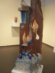 this piece is over 6-ft tall