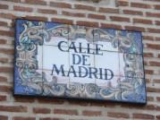 tile street signs