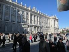 side of palace