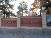 Galdiano house-closed