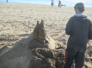 sandsculpture for tips