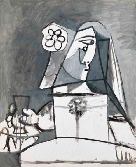 Picasso's princess