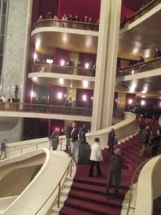 The Met - grand staircase