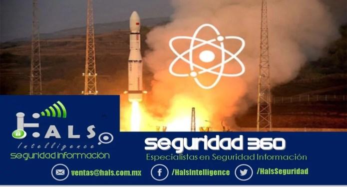 """China lanza el primer satélite cuántico """"Anti Hackers"""""""
