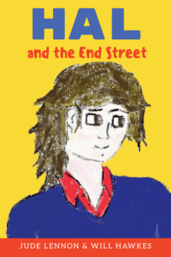 Hal and the End Street book Front Cover