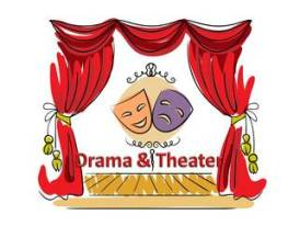 Picture Text:Drama and Theater