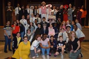 Mary Poppins Cast 2