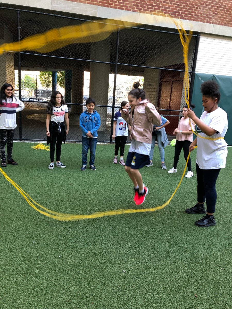Jump Rope Competition
