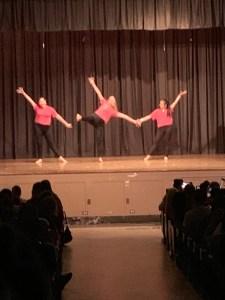6th Grade Dance Performance 9