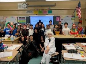 Halloween Tchilingarian Class