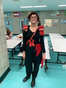 Halloween 8th Grader