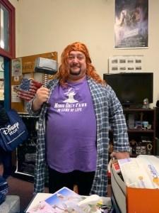 Halloween Mr. Freydin