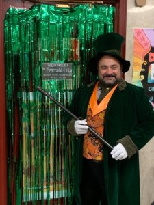 Halloween - The Wizard of Oz - Mr. Suraci