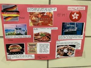Cultural Posters - Germany & Hong Kong