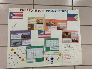 Cultural Posters - Puerto Rico & Philippines