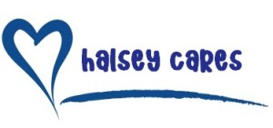 Halsey Cares Logo