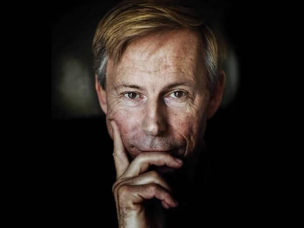 Porträttbild föreställande Anders Kompass