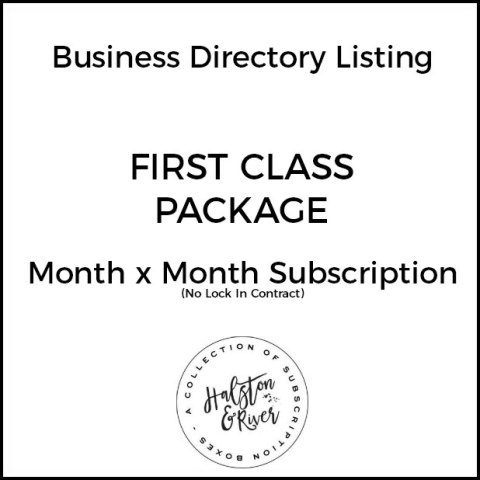 economy class business directory listing package month x month