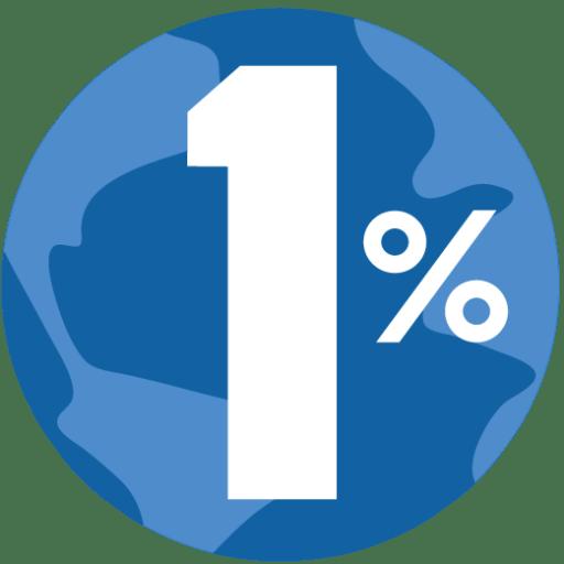 Halte Nusibles - Membre de 1% pour la planète