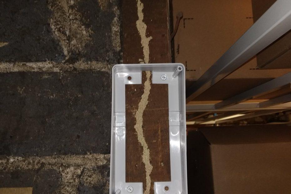 traitement termites par piège appat