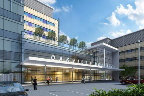 Oakville New Hospital