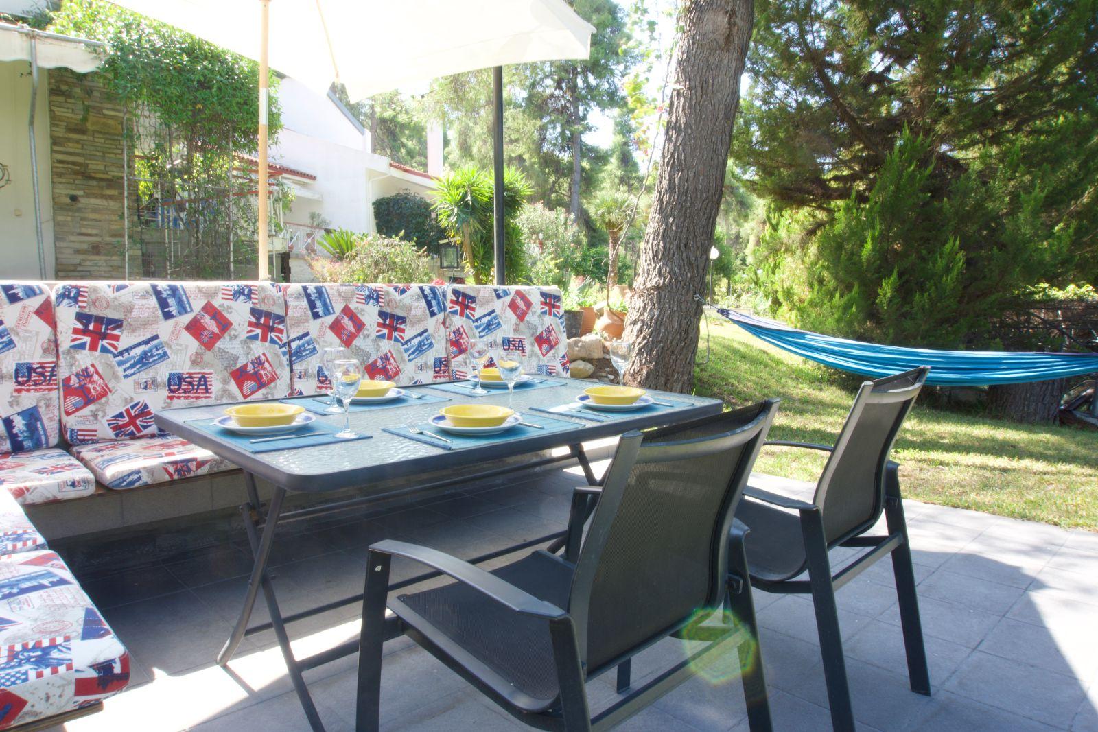 Diamond Outdoor Dining Table