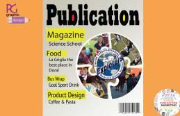 Magazine: Sample of cover