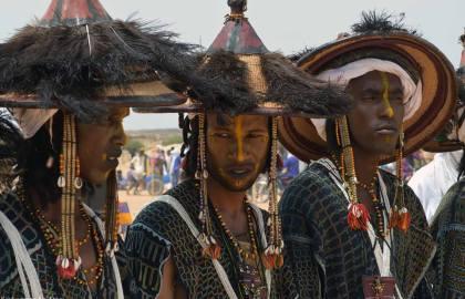 Chapeau peulh tengade fulani