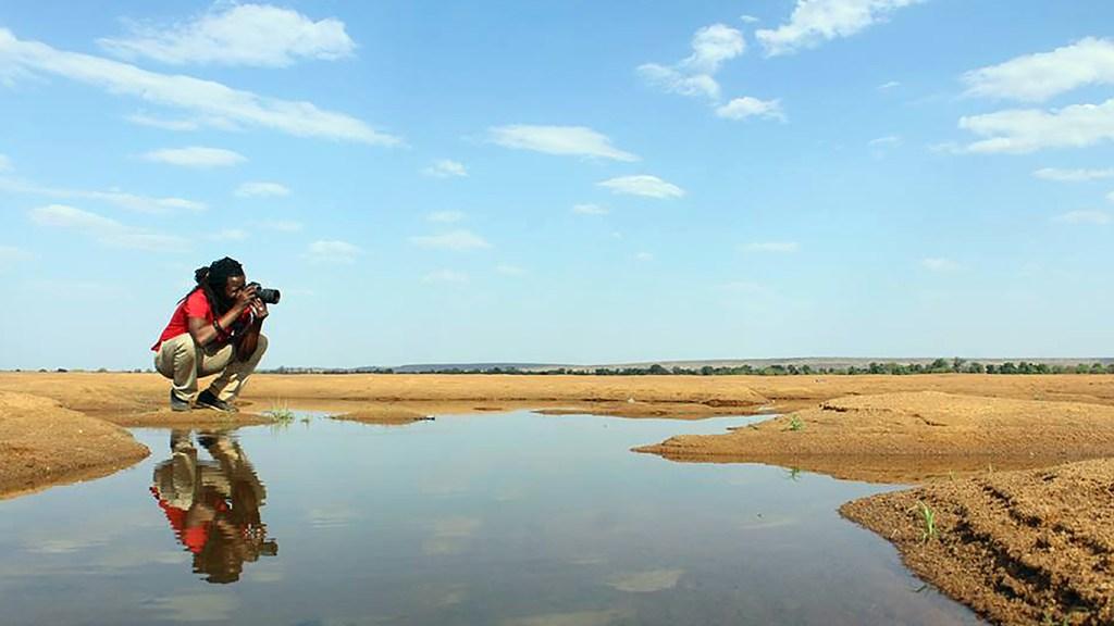expoition photo eau fil du Niger