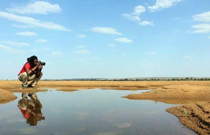 exposition photo eau fil du Niger