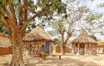 Bogoja sublime les cases de siby