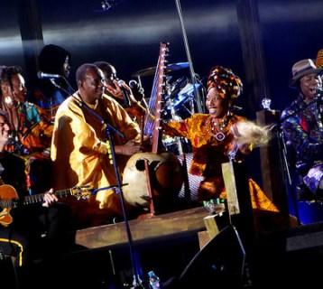 Lamomali sacré aux victoires de la musique ©Sebastien Garnier
