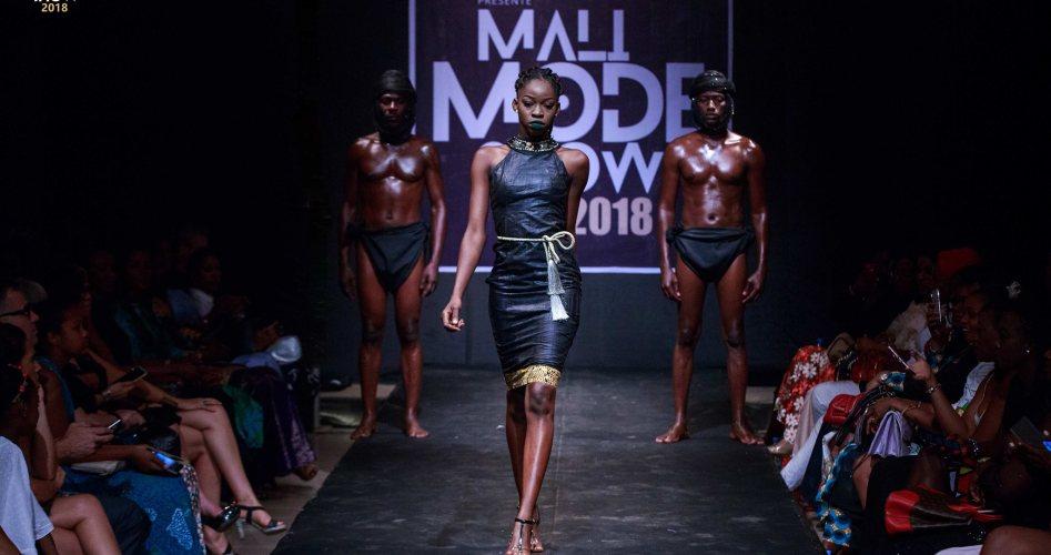 Mali mode show 2018