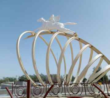 Tombouctou monument al farouk