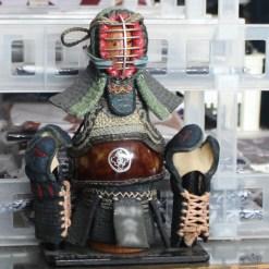 ミニチュアの剣道防具