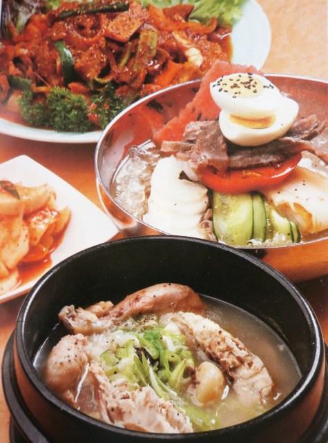 韓国料理の東村 本場韓国の味!