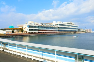 ボートレース浜名湖 レース場