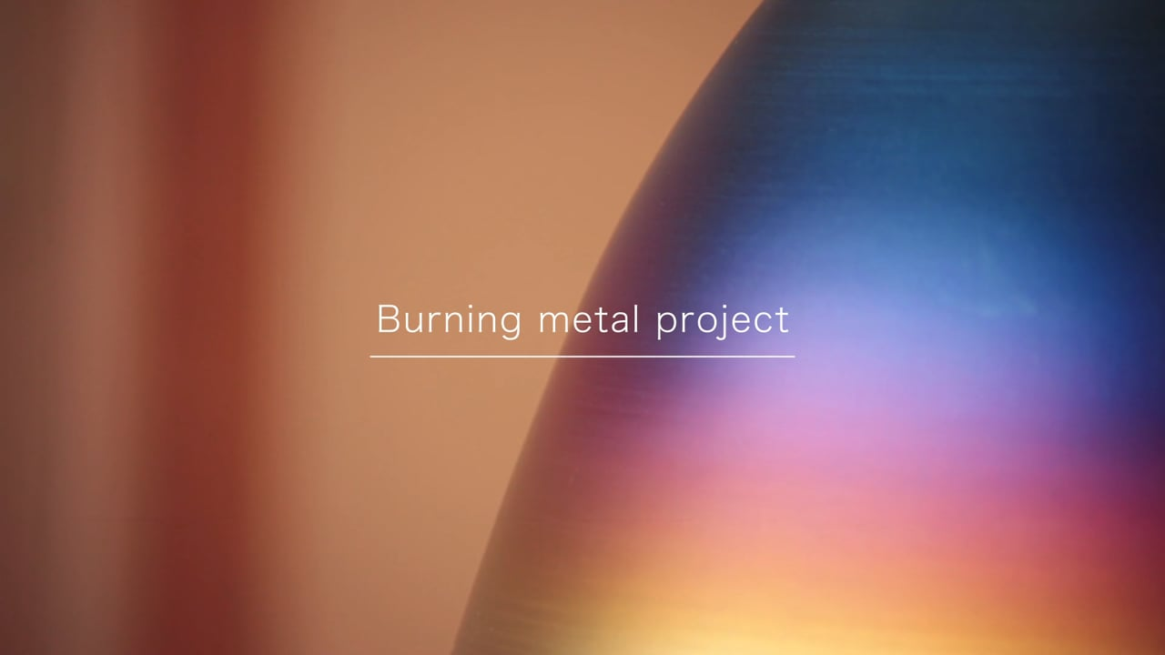 Burning metal project