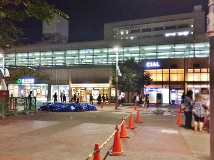 ポケモンマンホール@桜木町駅