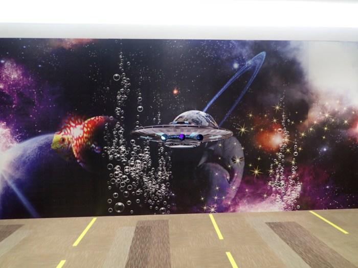 UWS アクアリウム アンダーウォータースペース