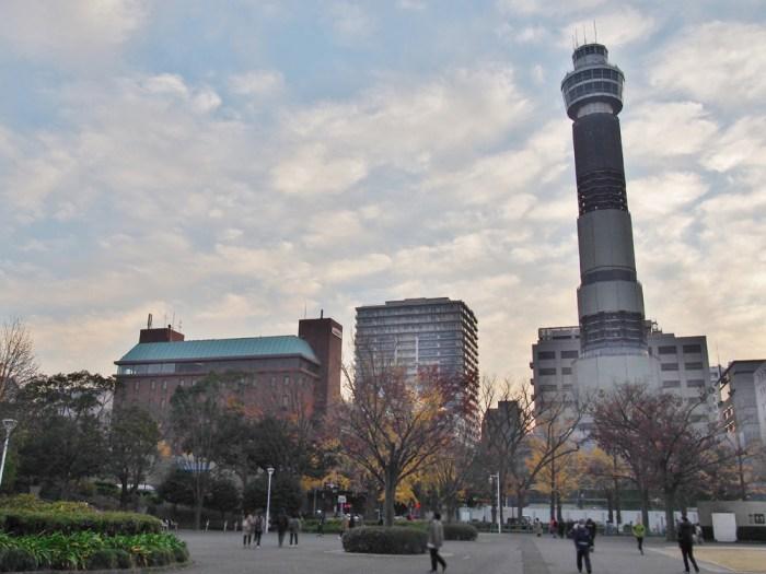 ホテルメルパルク横浜