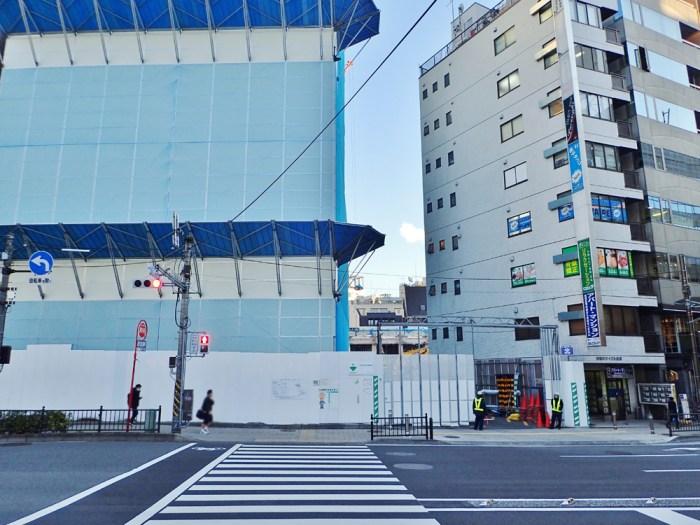 ダイエー横浜西口店跡地