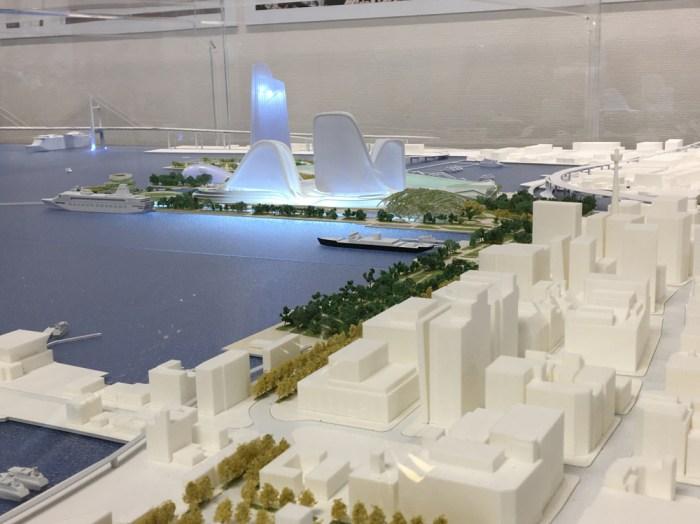 横浜イノベーションIR企画展示
