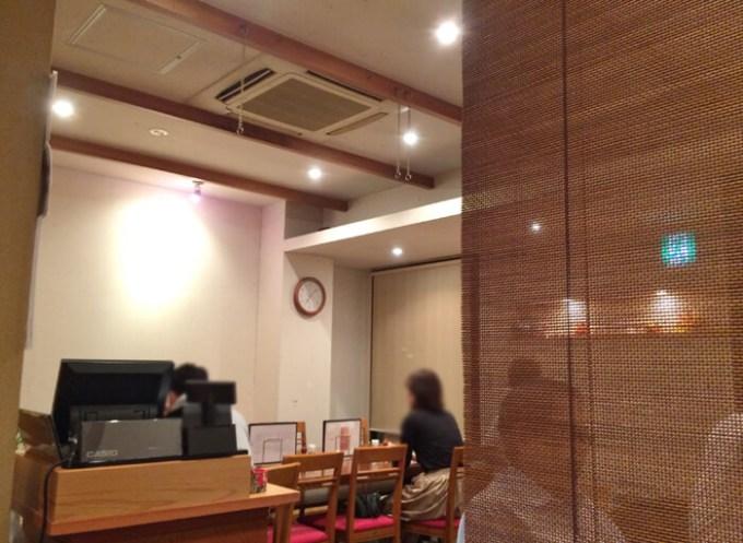 香露庵(横浜みなとみらいのそば屋)