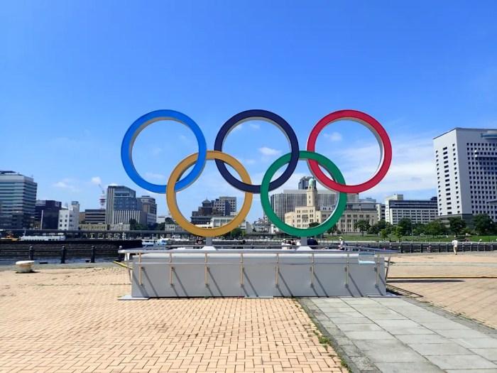 オリンピックモニュメント横浜